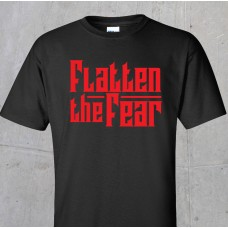 Flatten the Fear - 1 sided